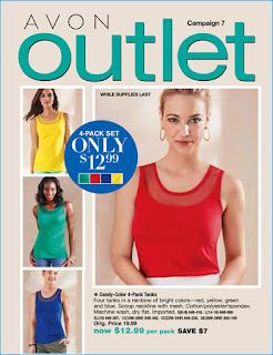 Avon Outlet Campaign 7  Shop Outlet >>> 3/4/17 - 3/17/17