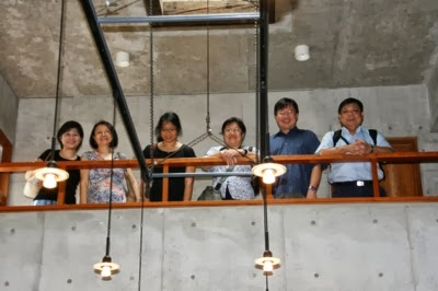 大和郷にある教会: 32年ぶりの再会