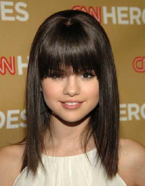 Formas de moda también peinados para adolescentes Fotos de consejos de color de pelo - Peinados para adolescentes 2013 - Peinados cortes de pelo