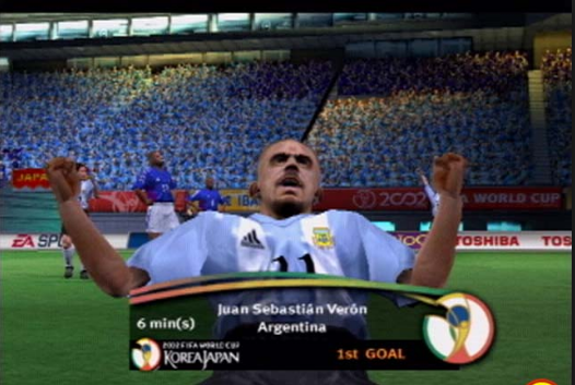 2002 FIFA World Cup screenshot 2