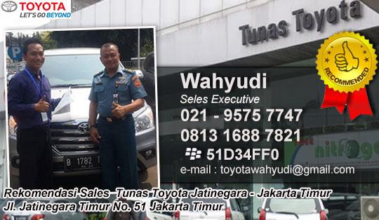 Dealer Tunas Toyota Jatinegara Jakarta Timur