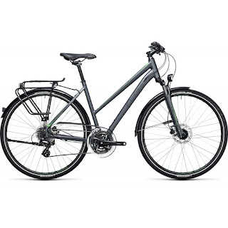 Stolen Bicycle - Cube Touring Pro