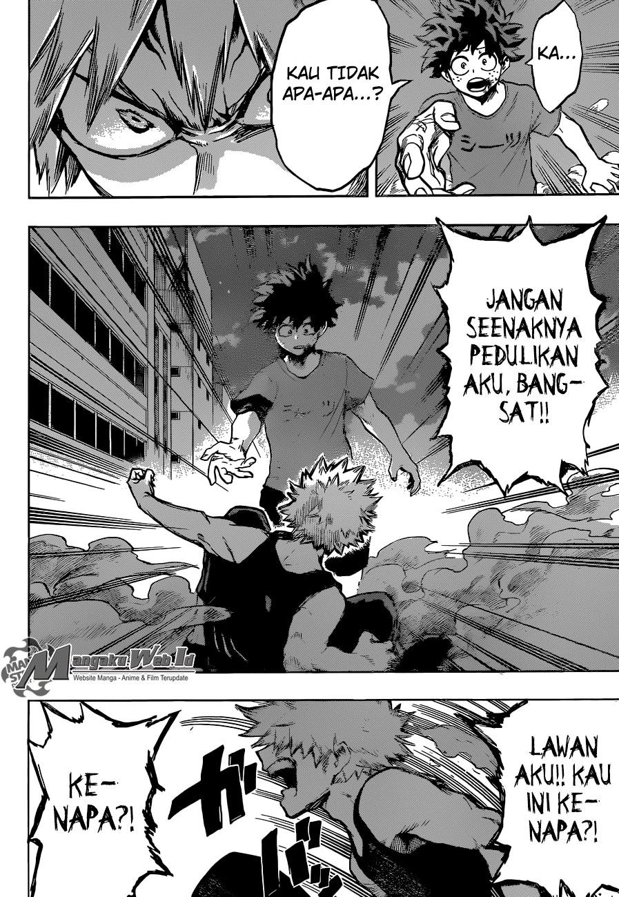 Boku no Hero Academia Chapter 118-11