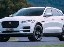 Jaguar F-Pace car