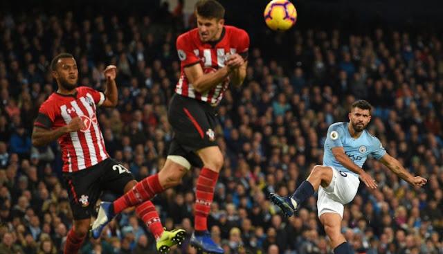 Sergio Aguero Cetak 150 Gol di Liga Inggris Samai Pencapaian Michael Owen