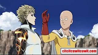 one punch man anime terbaik sepanjang masa nomor 20