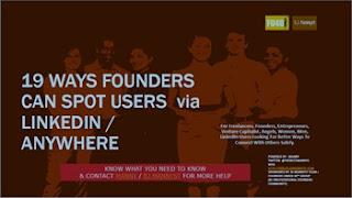 19-Ways-Founders-Can-Spot-Users-via-Linkedin-Socialmedia-Anywhere
