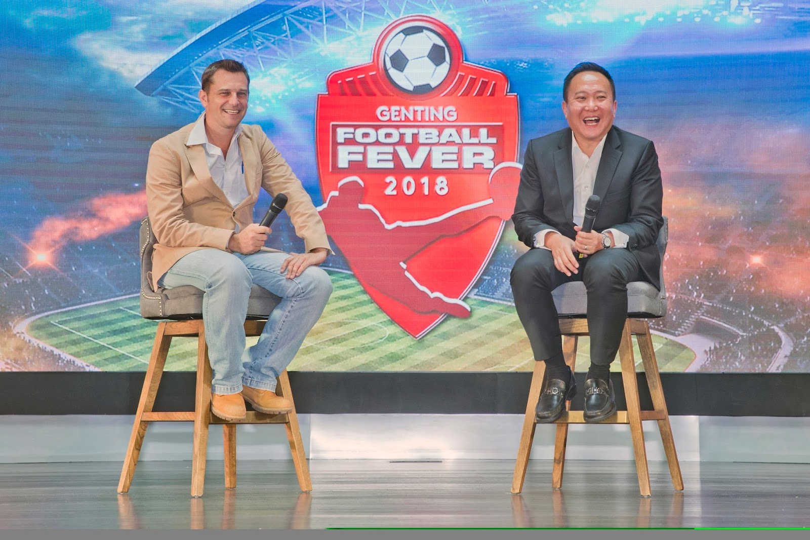 RESORTS WORLD GENTING, FIFA WORLD CUP 2018