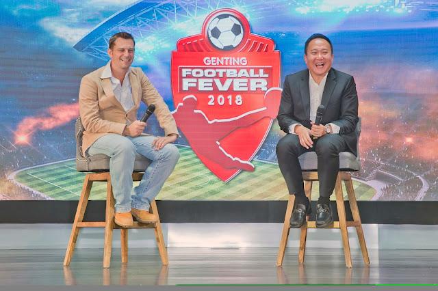 RESORTS WORLD GENTING, FIFA WORLD CUP 2018