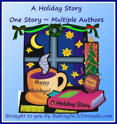 A Holiday Story | www.BakingInATornado.com | #MyGraphics