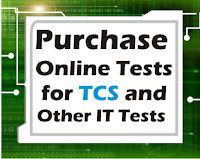 test series for TCS and other IT companies