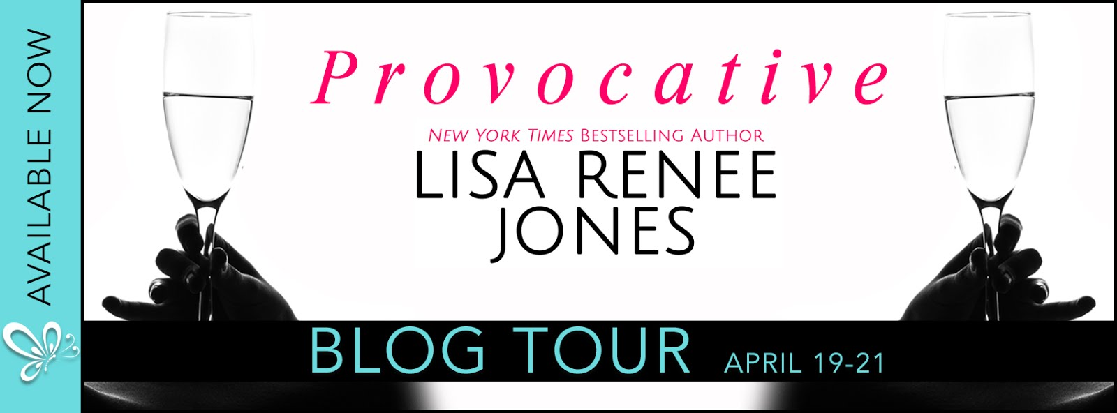 """Provocative"" by Lisa Renee Jones"