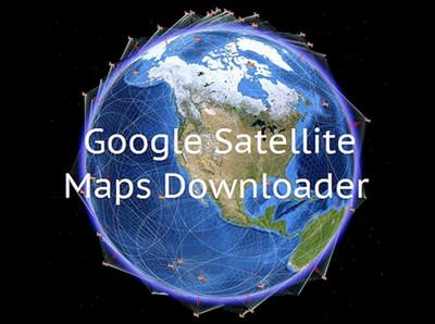 Google Satellite Maps Downloader Free