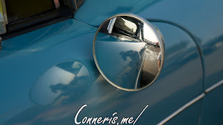 Chrysler Sunbeam Tiger mirror