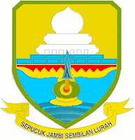 Logo / Lambang Propinsi JAmbi