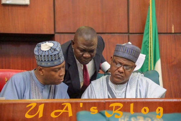 Have Mercy On Nigerians - Presidency Begs Saraki & Dogara To Reconvene NASS