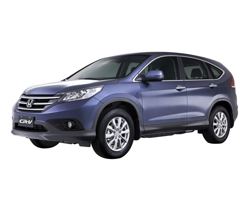 Honda Cars Philippines Updates CR V For 2013