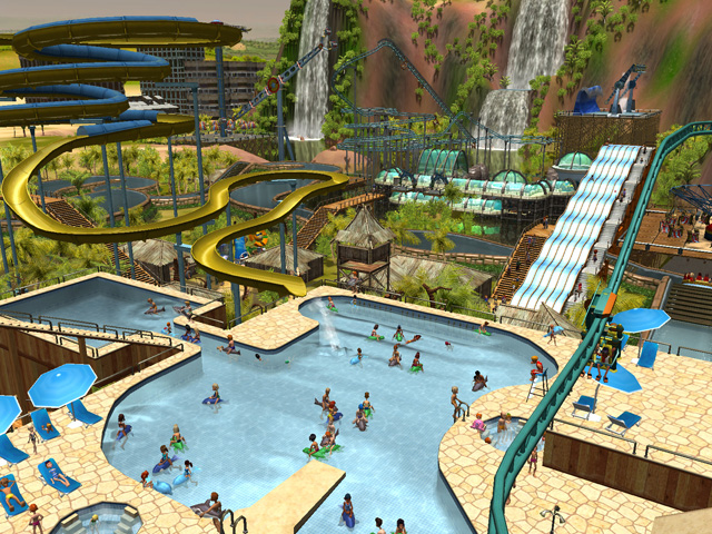 Download Roller Coaster Tycoon Classic on PC with BlueStacks