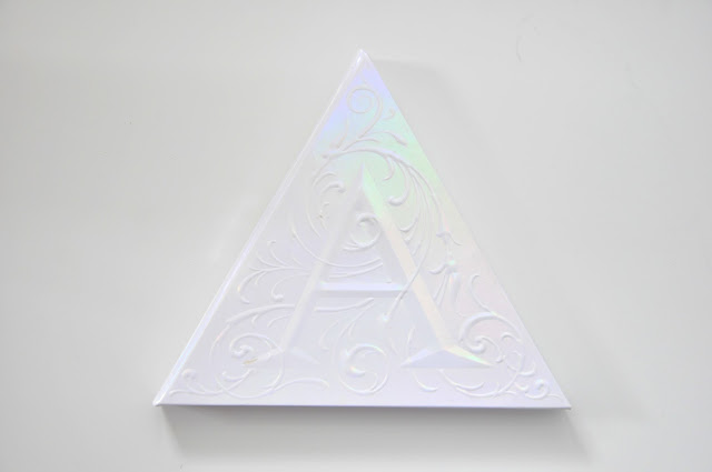 paletka holograficznych cieni/rozświetlaczy kat von d alchemist