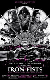 iron Download   The Man With The Iron Fists (2012)