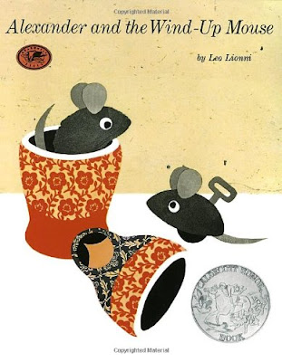 Alexander and the Wind-Up Mouse, part of Leo Lionni author study