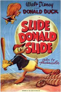Poster Slide Donald Slide