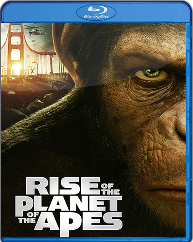 Rise of the Planet of the Apes [2011] [BD25] [Latino – Castellano]