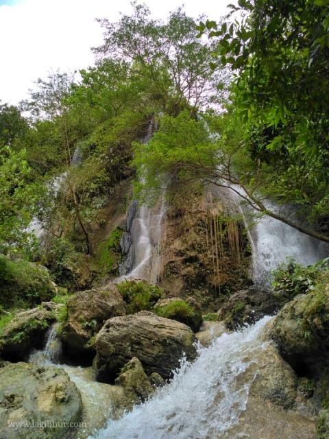 Air Terjun Sri Gethuk Bleberan Gunungkidul