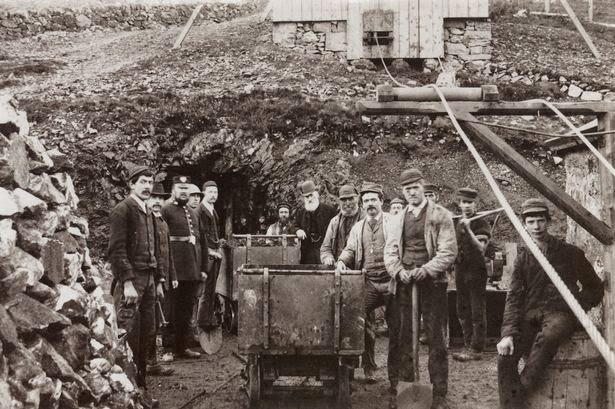 1800s gold miners