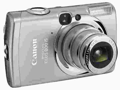 CANON DIGITAL IXUS 800 IS MANUAL
