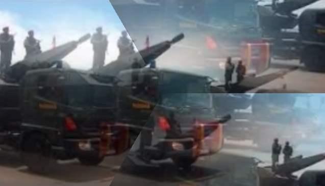 Gambar senjata misil canggih untuk pertahanan udara TNI AU