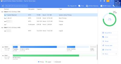 download easeus partition master gratis
