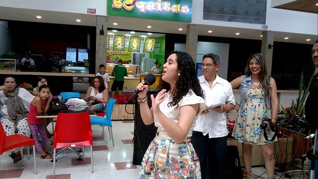 """Inauguración Zona """"R"""" Restaurante de Alejandría en Cúcuta: Todo un espectáculo ★FélixContrerasTV♫"""