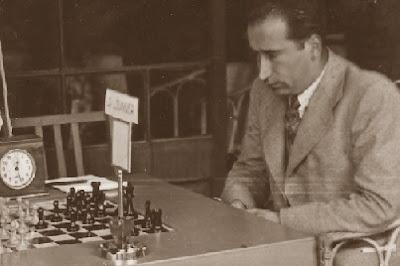 El ajedrecista Rafael Doménech