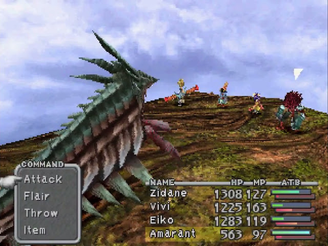 Final Fantasy IX - Captura 1
