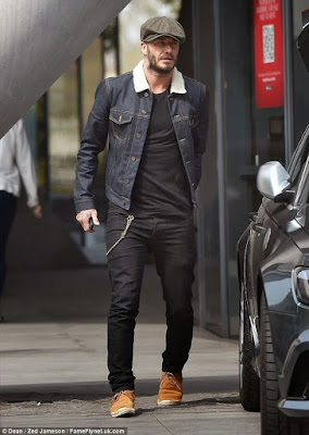 David Beckham 2018
