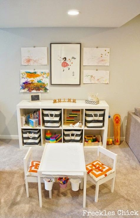 Beautiful inspiration and sources for over 20 great storage ideas. - Littlehouseoffour.com