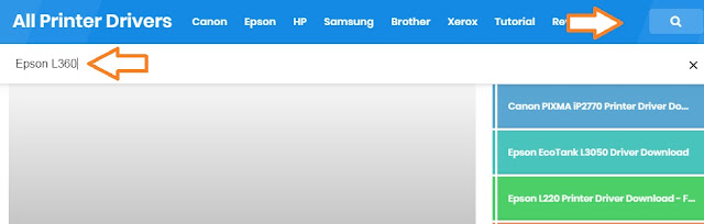 How To Download And Install Epson Printer Drivers