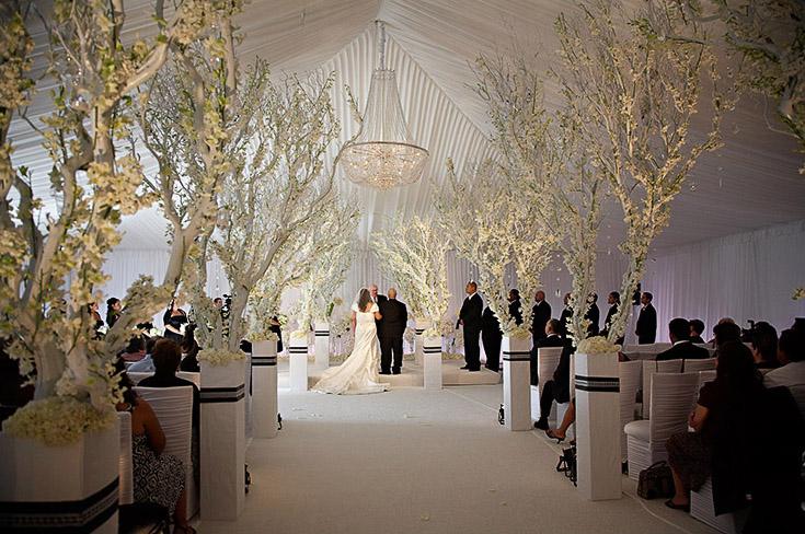 Three Jaw Dropping Indoor Banff Wedding Ceremonies: Belle The Magazine . The