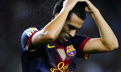 Arsenal on alert as Barca put €21million  price tag on Pedro
