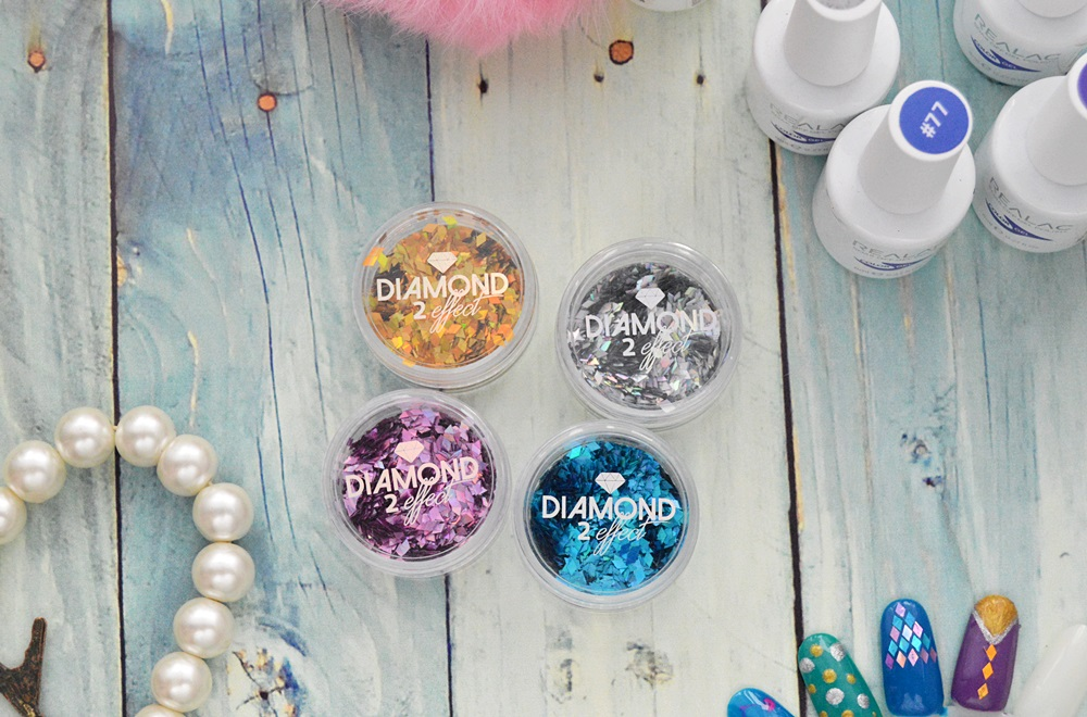 Stylizacja paznokci z Realac + Nowa kolekcja zimowo-karnawałowa Glamorous