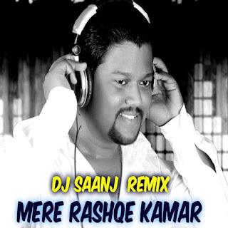 Mere-Rashke-Qamar-(Arijit-Singh)-DJ-Saanj-Remix