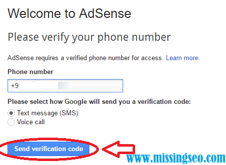 Create Adsense Account 2018-missingseo.com