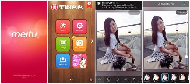 Aplikasi Editor Foto MeituPic Dikabarkan Curi Data Pribadi Penggunanya
