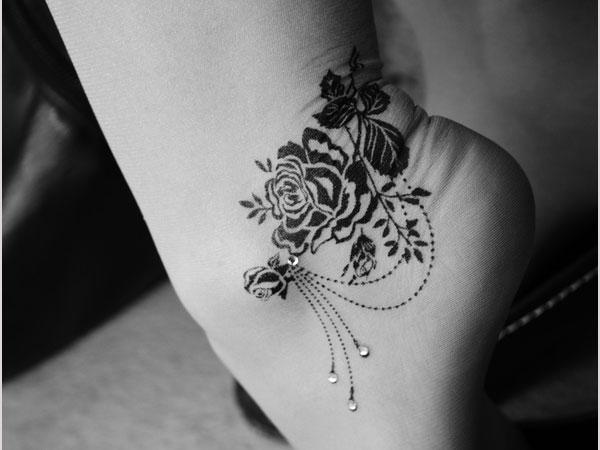 sweet beauty rush tattoeage betekenissen. Black Bedroom Furniture Sets. Home Design Ideas