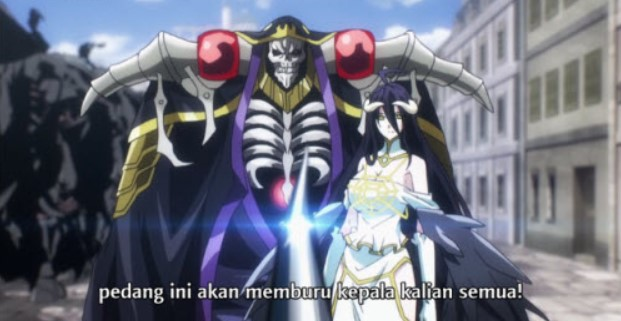 Overlord Season 3 Episode 13 Subtitle Indonesia