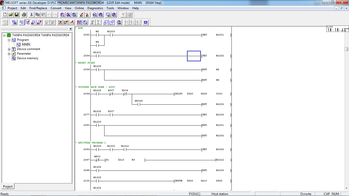 Types of PLC Programming Language - Train PLC