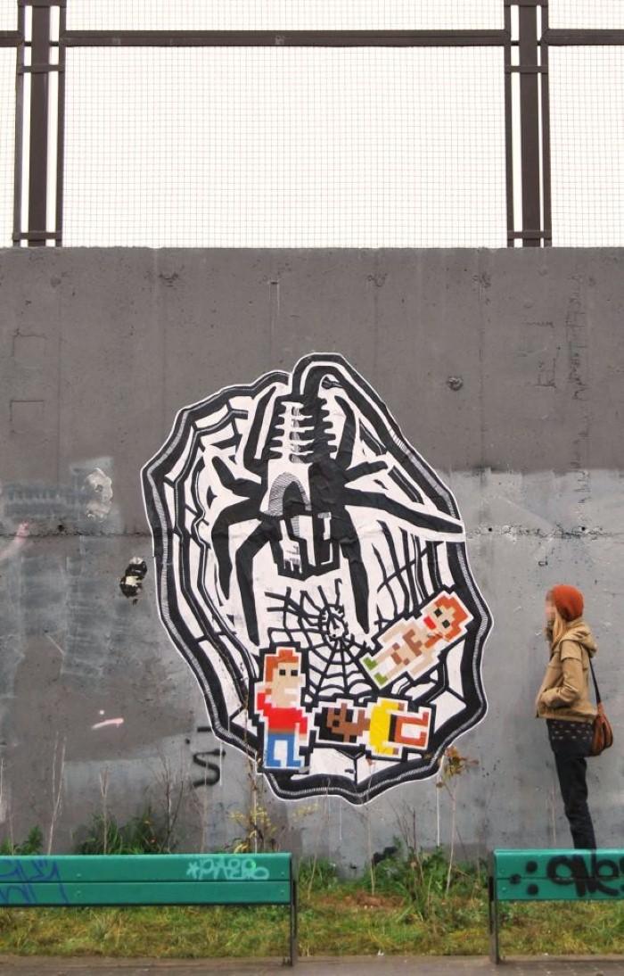 Key Detail. Уличный художник 9