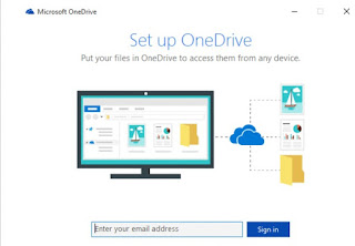 Cara Sign Out Dari OneDrive Folder