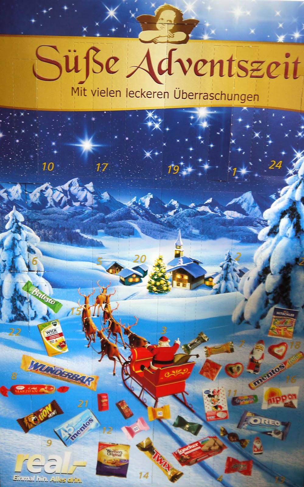 Weihnachtskalender Real.Die Welt Der Kleinen Anna Real Adventskalender Türchen 11